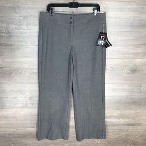 3/$25🛍️ Sag Harbor Women's Wide Leg Pants